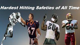 Top 10 Hardest Hitting Safeties Ever