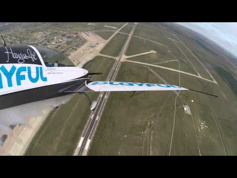 Adam Baker Airshows Altus AFB - Wings of Freedom 2014