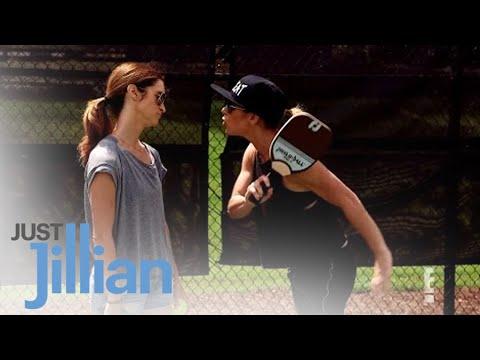 Jillian Michaels Refuses To Lose To Heidi Rhoades' Parents | Just Jillian | E!