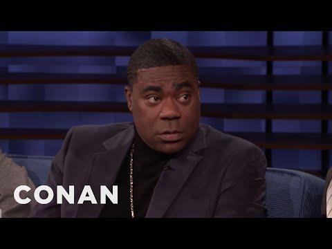"Tracy Morgan's ""30 Rock"" Character Was Almost Named Bobo Jordan"