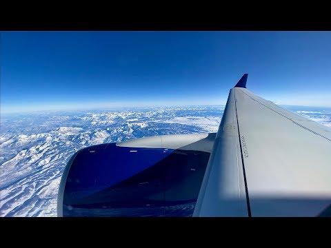 Full Flight  Delta Air Lines  Airbus A220-100  DFW-SLC  N116DU  IFS Ep. 288