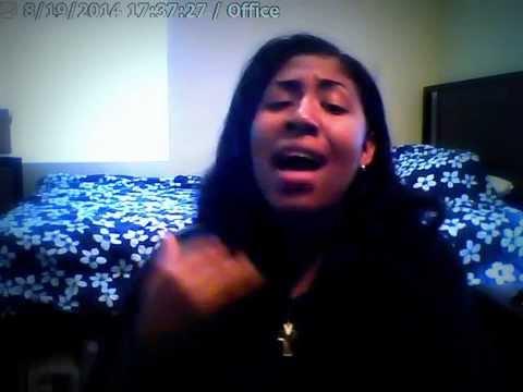 John Legend- All of Me(Cover) Gabriella Ramirez