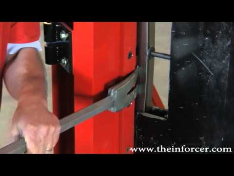 Inward Swinging Door 2