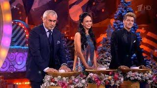 Алексей Воробьев в новогодней программе
