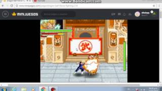 majin vegeta -Dragon Ball Fierce Fighting 2.8