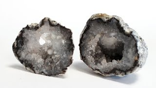 cut in half - geode thumbnail