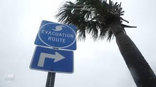 Hurricane Dorian 4K Video