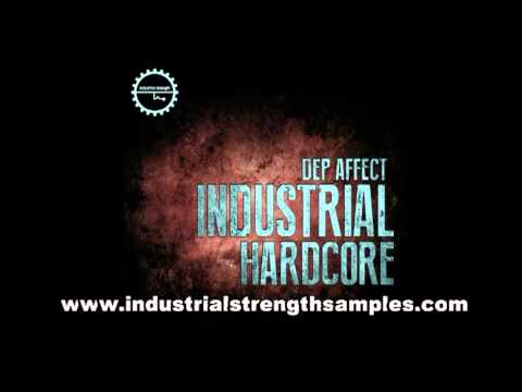 Dep Affect - IndustrIal Hardcore - DEMO 2 - Sample Pack OUT NOW!