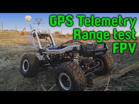 continued) RC car GPS telemetry (arduino + nRF24L01 +