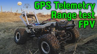 (continued) RC car GPS telemetry (arduino + nRF24L01 + android)