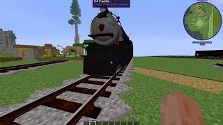 Immersive Railroading Mod