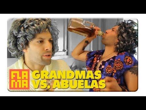 Grandmas vs Abuelas