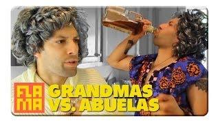 Baixar Grandmas vs. Abuelas