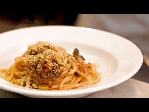 EL COMIDISTA   Tres platos de pasta de 'mamma' siciliana