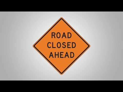 Easton Hill closure - WVDOT/WVDOH