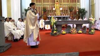 Video | Chúc Mừng và Lời Cảm Ơn của Tân Linh Mục | Chuc Mung va Loi Cam On cua Tan Linh Muc