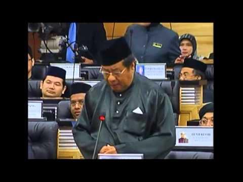 Parlimen Malaysia : Perlantikan Yang di-Pertua Dewan Rakyat Parlimen Ketiga Belas