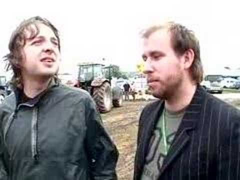 Hope of the States at Glastonbury 2004