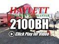 2018 Winnebago 2100BH Micro Minnie Tandem Axle Narrow Body Bunkhouse Travel Trailer