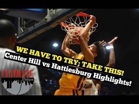 MISSISSIPPI STATE PLAYOFFS: Center Hill vs Hattiesburg Game Highlights!!