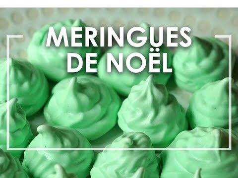 meringues-de-noël-avec-le-cake-factory-de-tefal