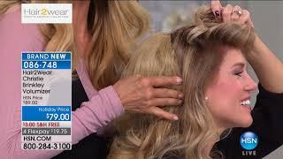 HSN | Christie Brinkley Hair Extensions & Skincare 10.10.2017 - 10 AM