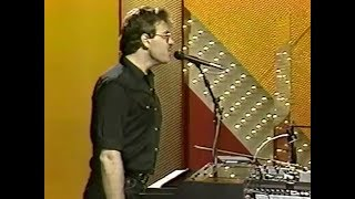 TURNIN' ME ROUND - Michael Creber w/ kd lang (Tonight Show Starring Johnny Carson)