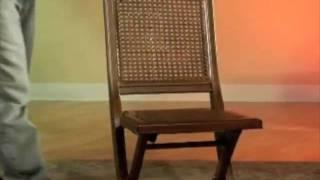 Hillsdale Marseille Folding Chair