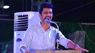 Vijay TV Erode Mahesh Motivational Speech at KRCE & KRCT Annual day || KRGI annual day ||