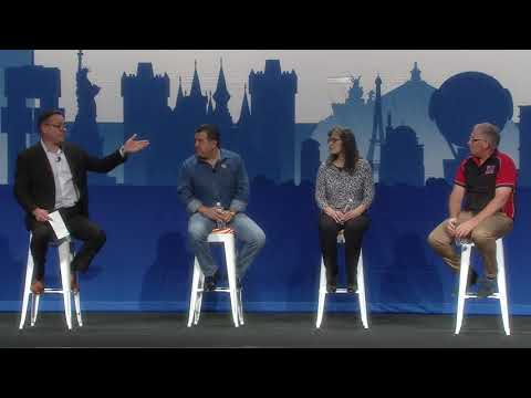 2018 Connect Customer Success Panel