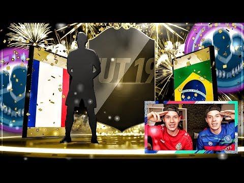 FIFA 19: ELITE TOTW Pack öffnen 🔥 Division 1 Rang 1 + TEAMUMBAU? 🔥🏆