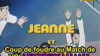 Jeanne et Serge karaoké générique