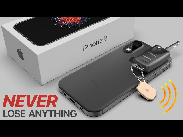Insane Apple Leaks 2! iPhone SE 2020, Find My Keys, iOS 13 Secrets!