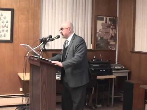 Razmik Panossian: Feb. 13, 2014 at NAASR