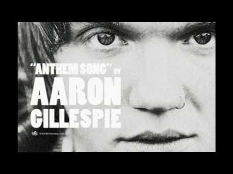 """Aaron Gillespie """"Anthem Song"""" Preview"""