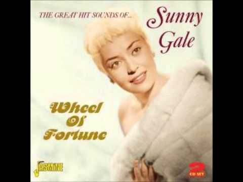 Sunny Gale-An Old Familiar Love Song