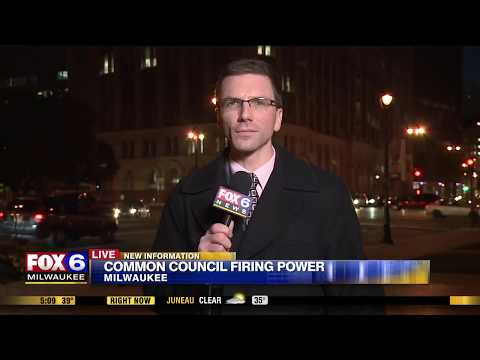 Milwaukee Common Council Overrides Veto, Wants Power to Fire Police Chief