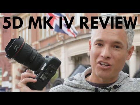 Canon 5D Mk IV Review (vs 5D Mk III, 5DS-R, D810, a7R II, K-1)
