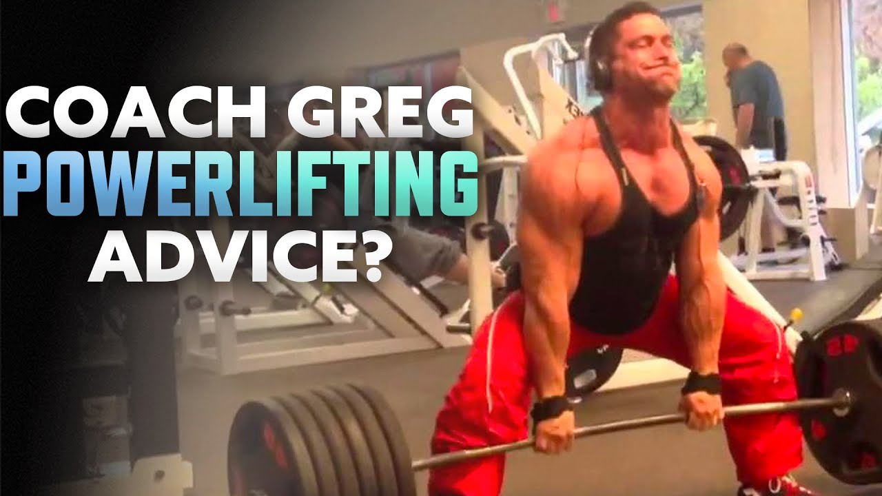 Why You Shouldn't Train For Powerlifting Like Greg Doucette - Success In Spite of Suboptimal Methods