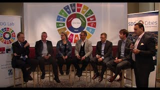 25+5 SDG Cities, TV Talk Davos 2019