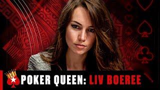 Liv Boeree 🥰 HER AMAZING Poker Skills ♠️ Poker Queens ♠️ PokerStars