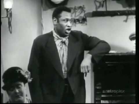 Wonderful Voice - Mr. Paul Robeson!