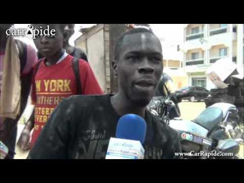 """Les""""filles marchandises"""" qui ne vivent que du """"mbaraane"""" : C'est pas normal !"""