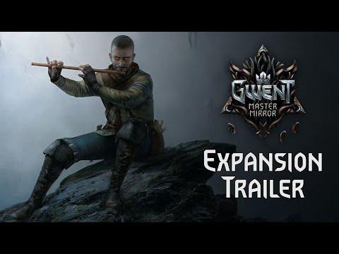 GWENT: Master Mirror  | Expansion Trailer
