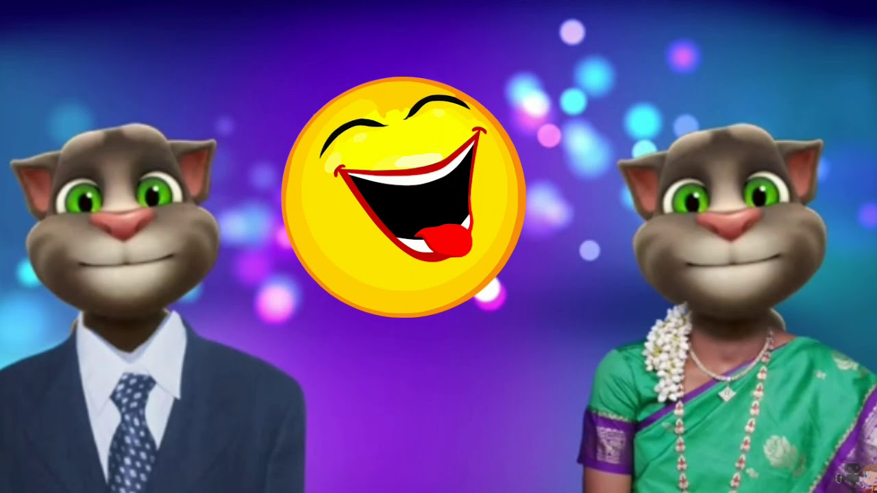 Download Talking tom jokes in tamil Talking tom joke Talking tom comedy