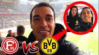 FORTUNA VS BVB | REUS GETROFFEN😱