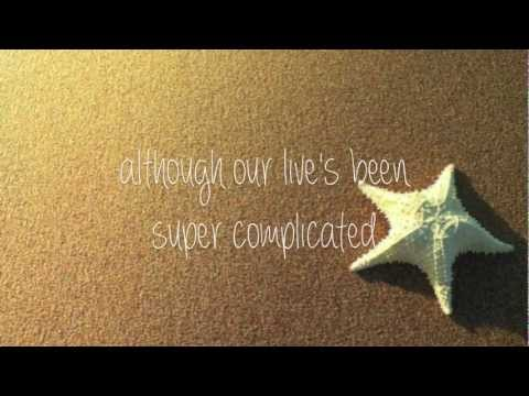 Simple Love Song Lyrics Anuhea Youtube