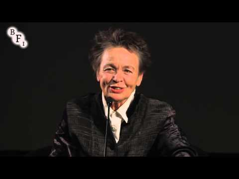 Laurie Anderson in conversation with Brian Eno | BFI London Film Festival