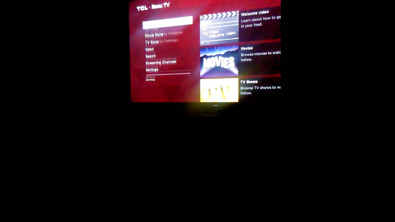 How to turn off the light off your tcl roku tv fast forward to 1:00
