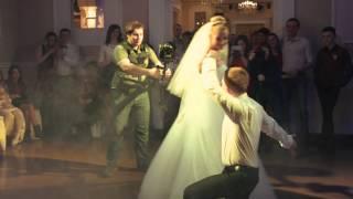 Таня и Ярослав. Первый танец